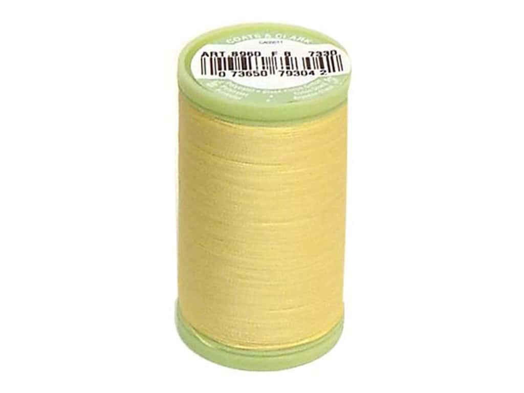 Dual Duty Plus Hand Quilting Thread 325 yd. - #7330 Yellow