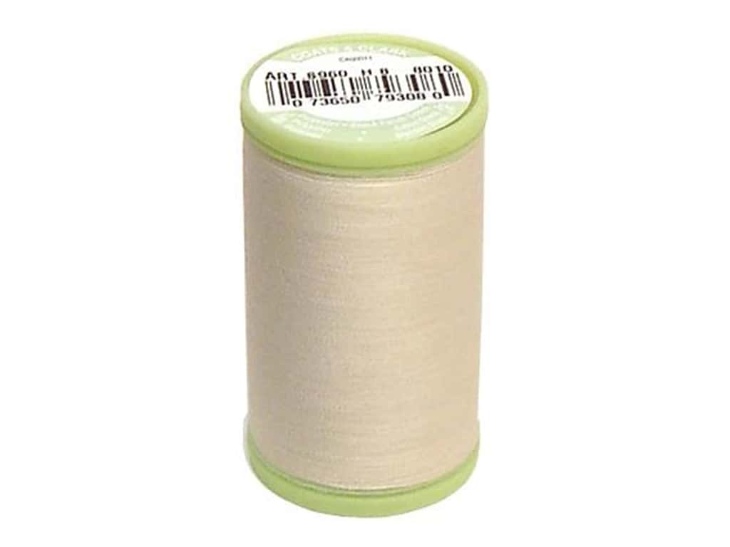 Dual Duty Plus Hand Quilting Thread 325 yd. - #8020 Cream