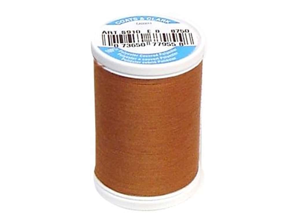 Coats & Clark Dual Duty XP All Purpose Thread 250 yd. #8750 Maple Sugar
