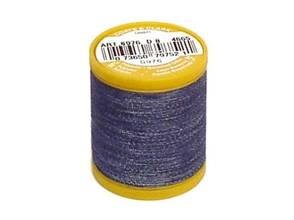 Coats & Clark Dual Duty Plus Denim Thread 125 yd. Denim Blue
