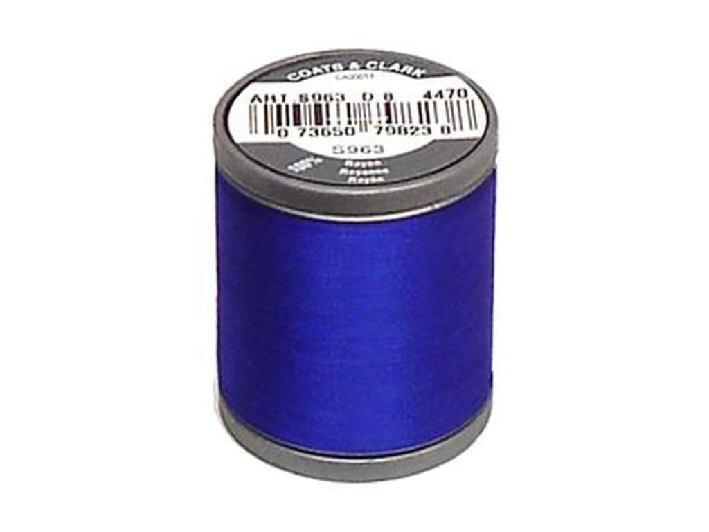 Coats Rayon Machine Embroidery Thread 225 yd. #4470 Yale Blue