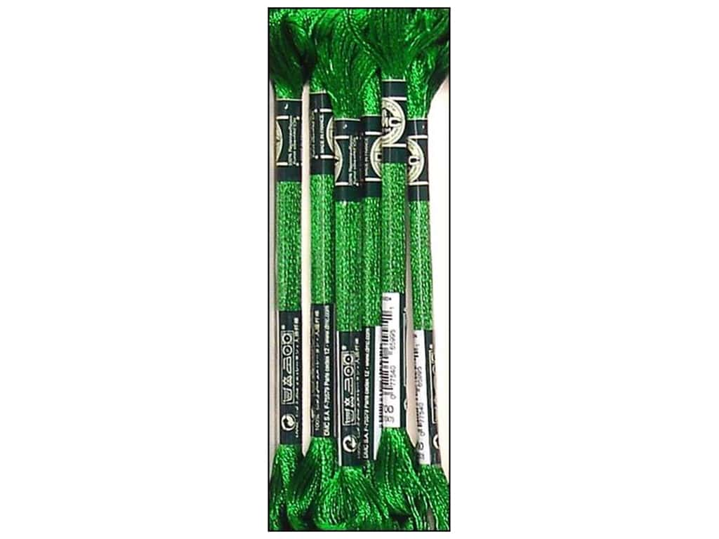 DMC Satin Embroidery Floss #S700 Tropical Leaves (6 skeins)