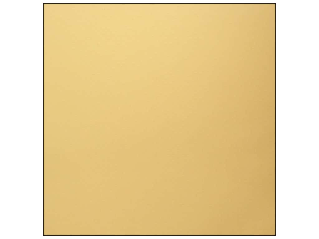 Bazzill Cardstock 12 x 12 in. Dotted Swiss Cornmeal (25 sheets)
