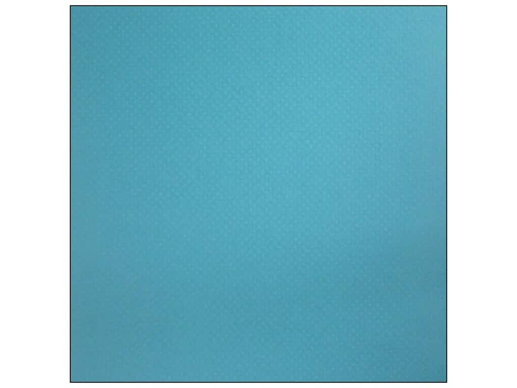 Bazzill Cardstock 12 x 12 in. Dotted Swiss Surf's Up (25 sheets)