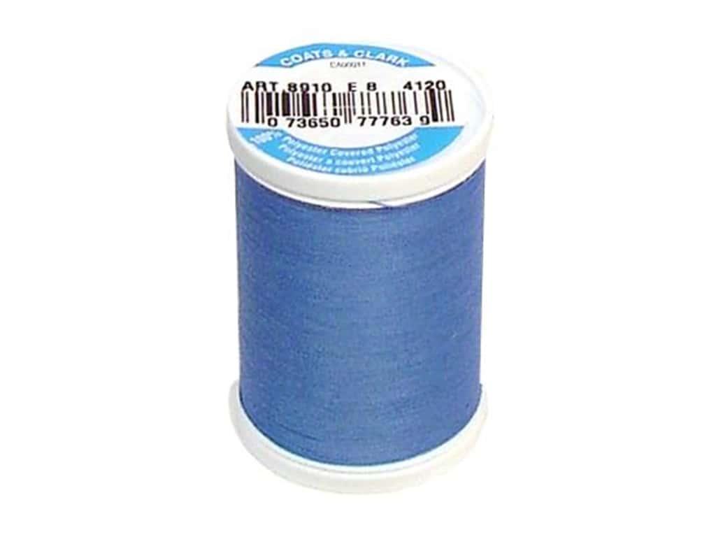 Coats & Clark Dual Duty XP All Purpose Thread 250 yd. #4120 Light Cornflower