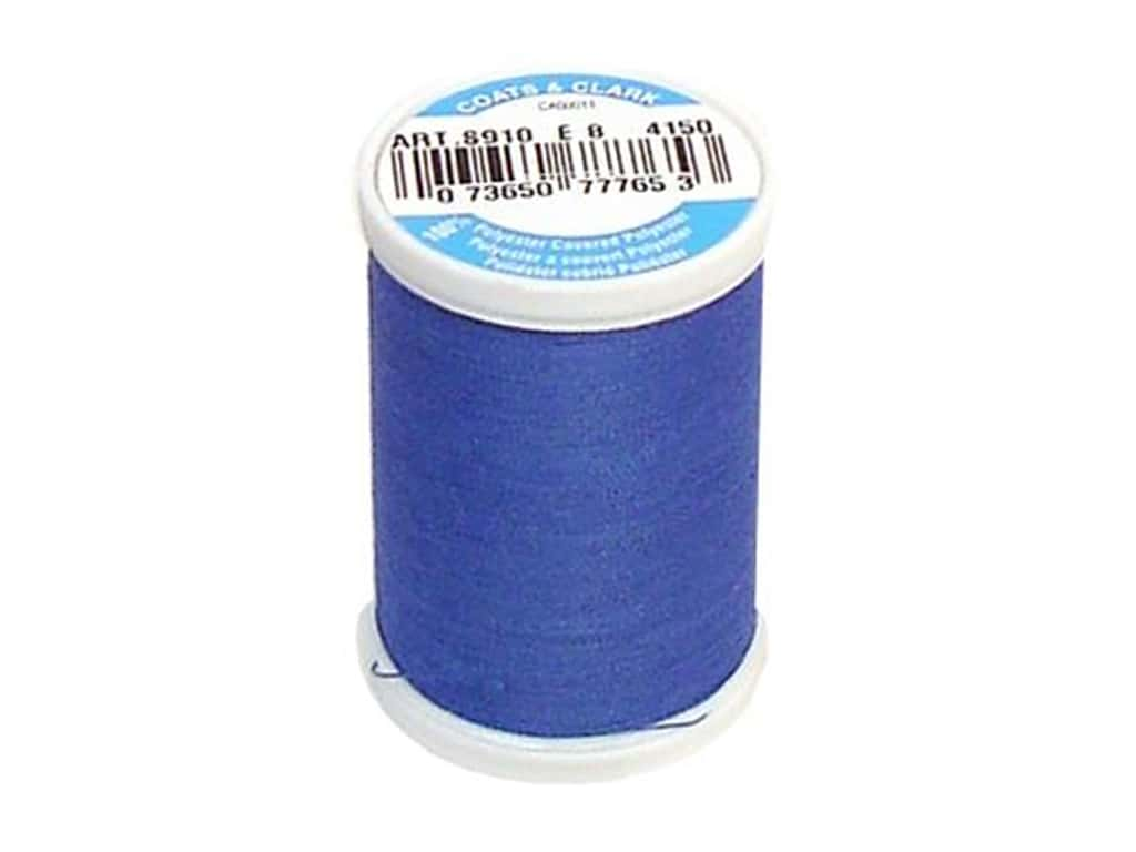 Coats & Clark Dual Duty XP All Purpose Thread 250 yd. #4150 True Blue
