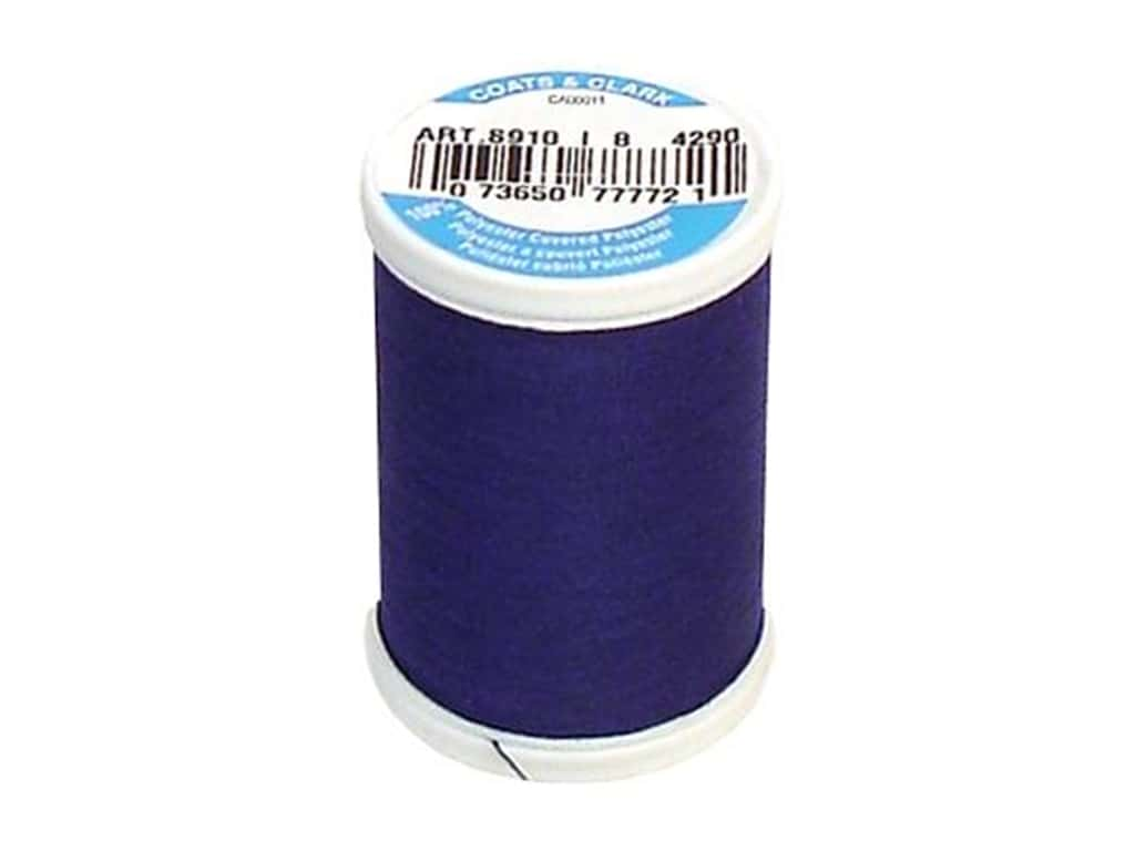 Coats & Clark Dual Duty XP All Purpose Thread 250 yd. #4290 Indigo