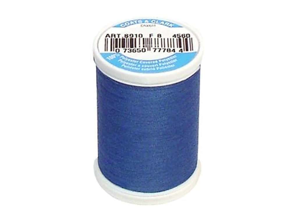 Coats & Clark Dual Duty XP All Purpose Thread 250 yd. #4560 Blue Jay