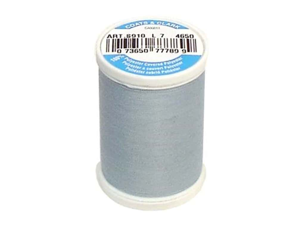 Coats & Clark Dual Duty XP All Purpose Thread 250 yd. #4650 Sunwashed Blue