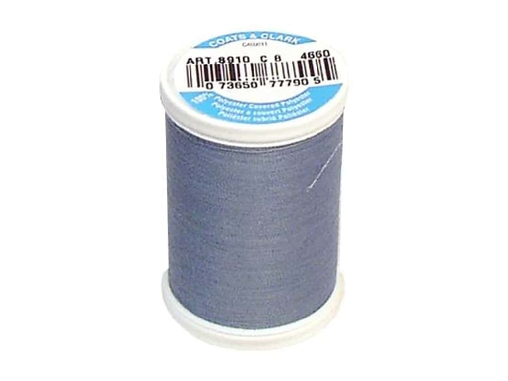 Coats & Clark Dual Duty XP All Purpose Thread 250 yd. #4660 Faded Denim