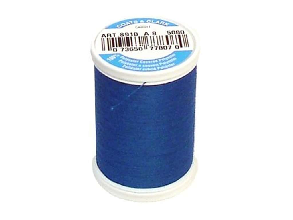 Coats & Clark Dual Duty XP All Purpose Thread 250 yd. #5080 Global Blue