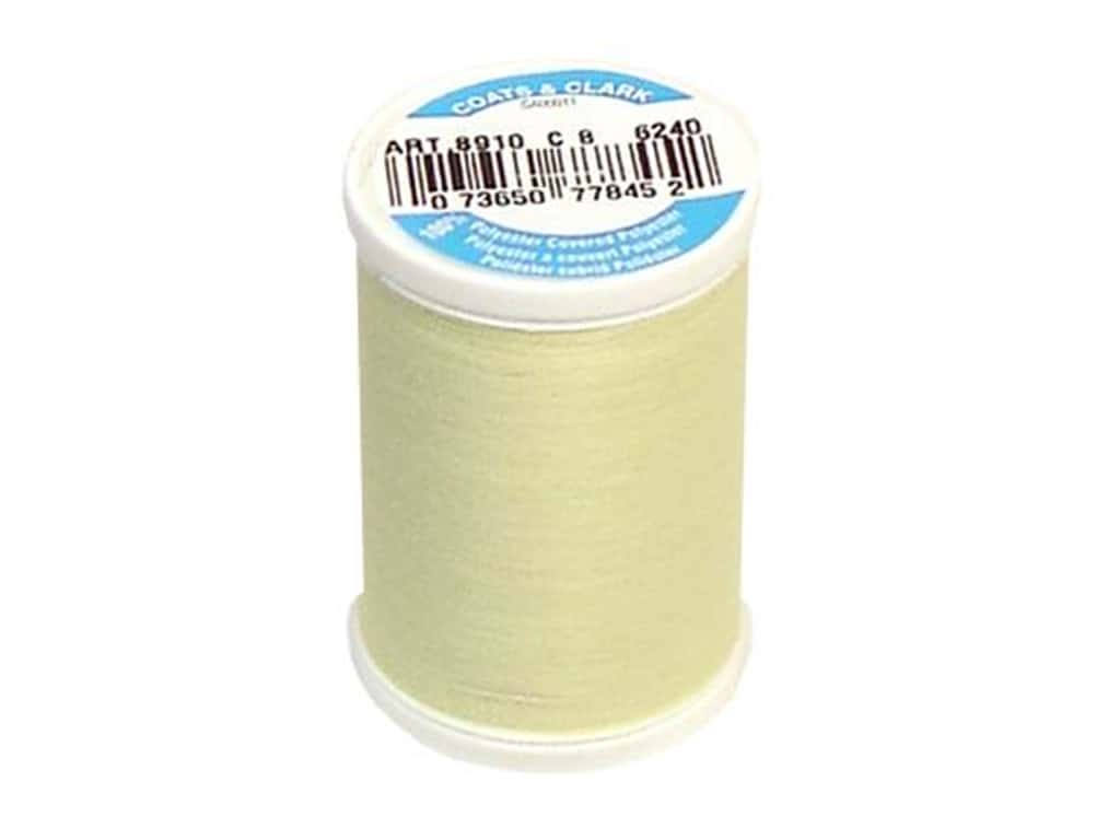 Coats & Clark Dual Duty XP All Purpose Thread 250 yd. #6240 Peridot