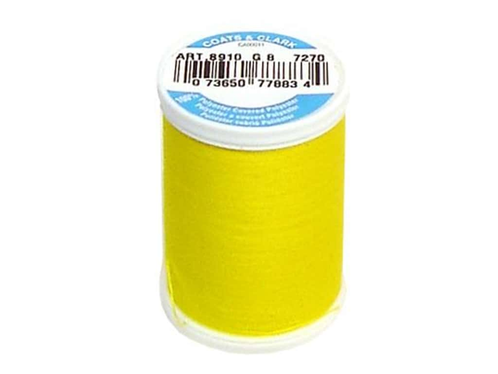 Coats & Clark Dual Duty XP All Purpose Thread 250 yd. #7270 Rubber Duck
