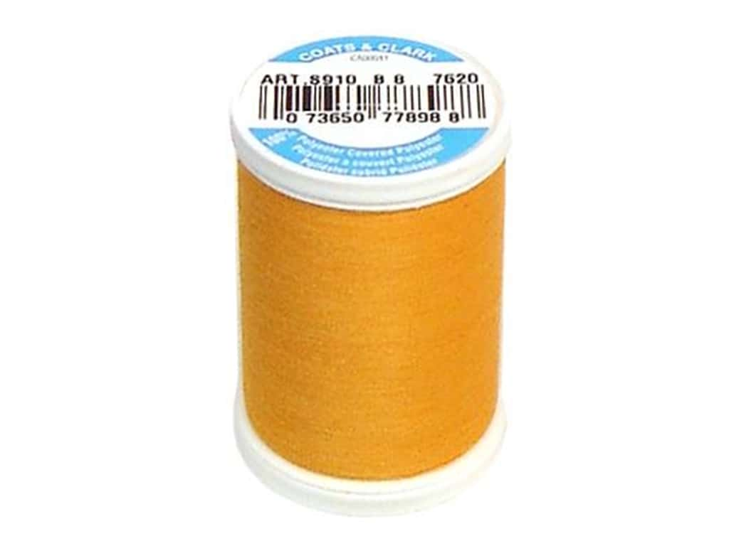 Coats & Clark Dual Duty XP All Purpose Thread 250 yd. #7620 Pumpkin
