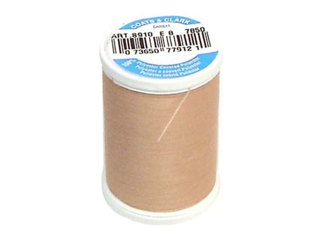 Coats & Clark Dual Duty XP All Purpose Thread 250 yd. #7850 Blush