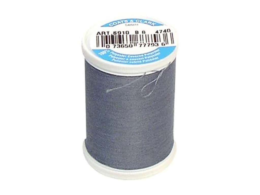Coats & Clark Dual Duty XP All Purpose Thread 250 yd. #4740 Blue Ridge