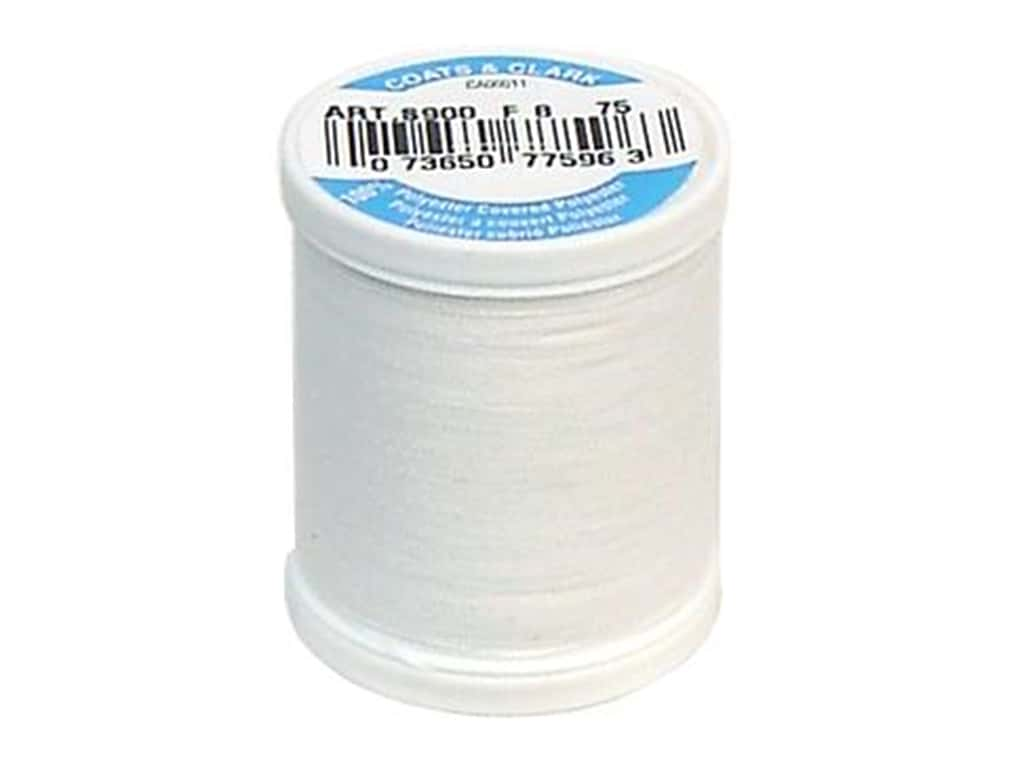 Coats & Clark Dual Duty XP All Purpose Thread 125 yd. #75 Arctic White