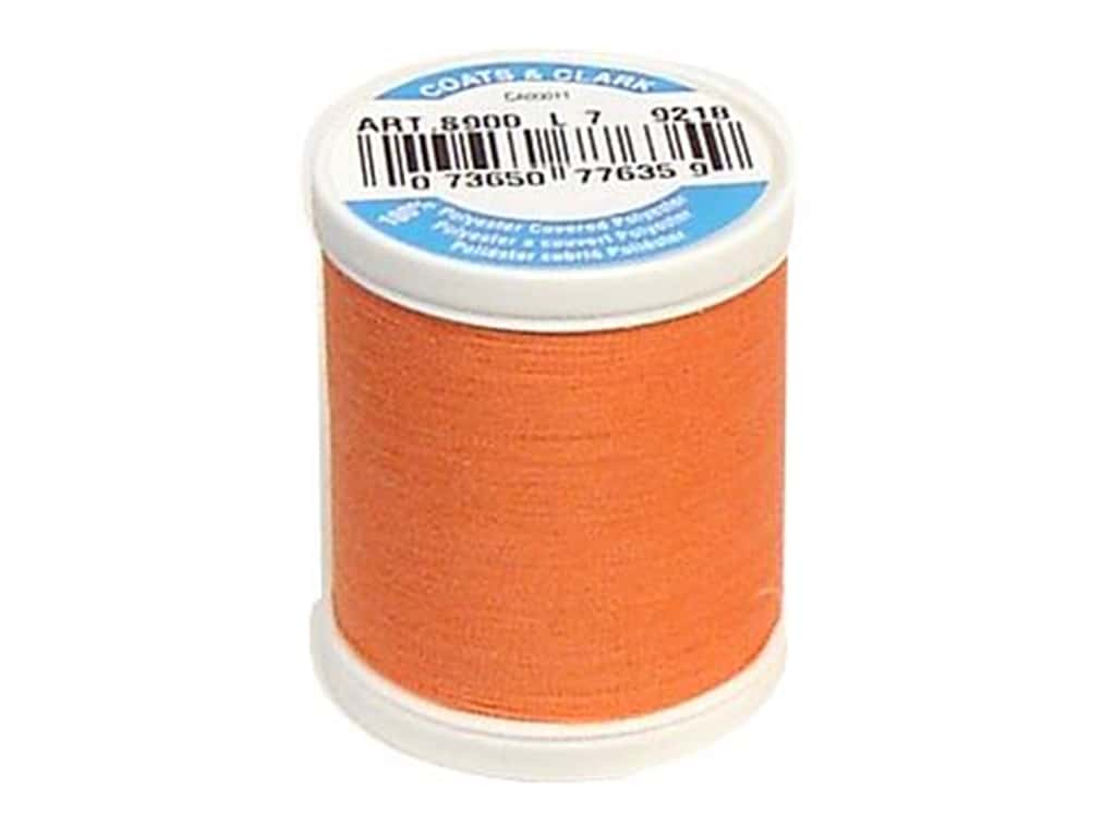 Coats & Clark Dual Duty XP All Purpose Thread 125 yd. #9218 Bright Coral