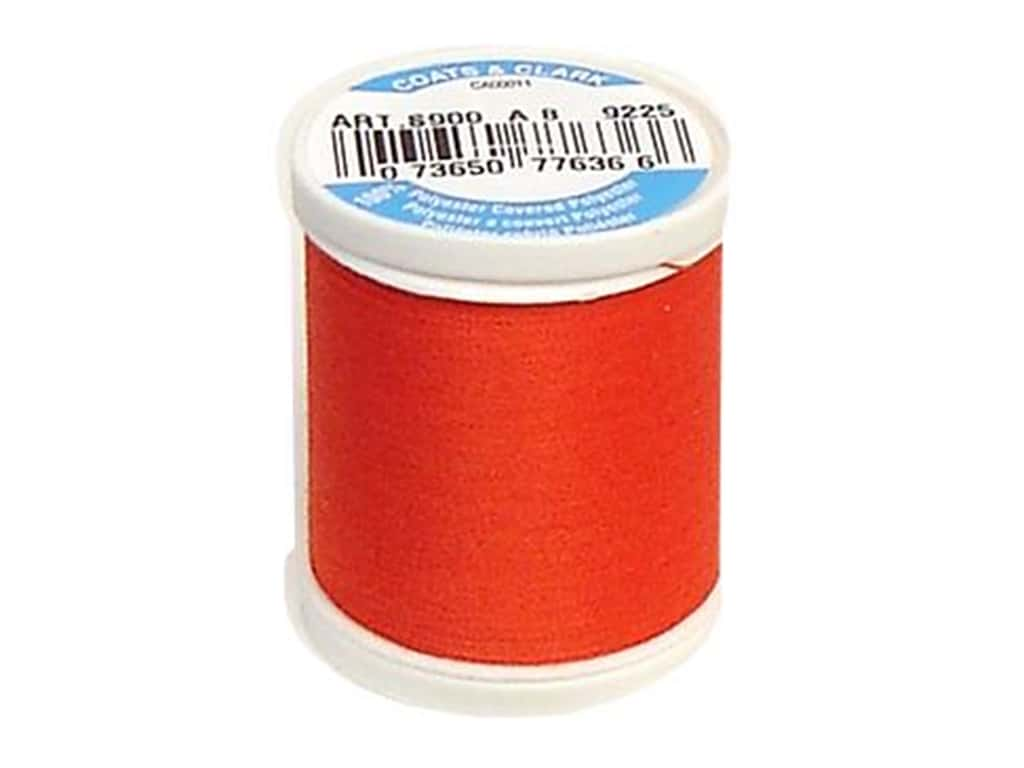 Coats & Clark Dual Duty XP All Purpose Thread 125 yd. #9225 Bright Red