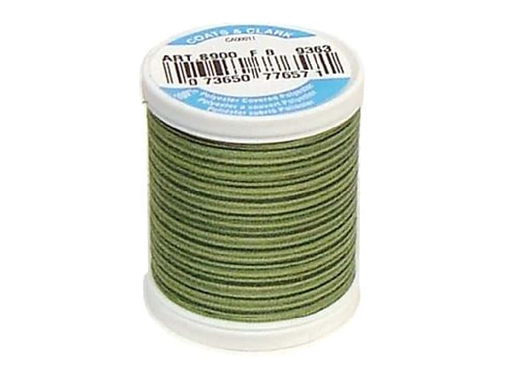Coats & Clark Dual Duty XP All Purpose Thread 125 yd. #9363 Spring Green