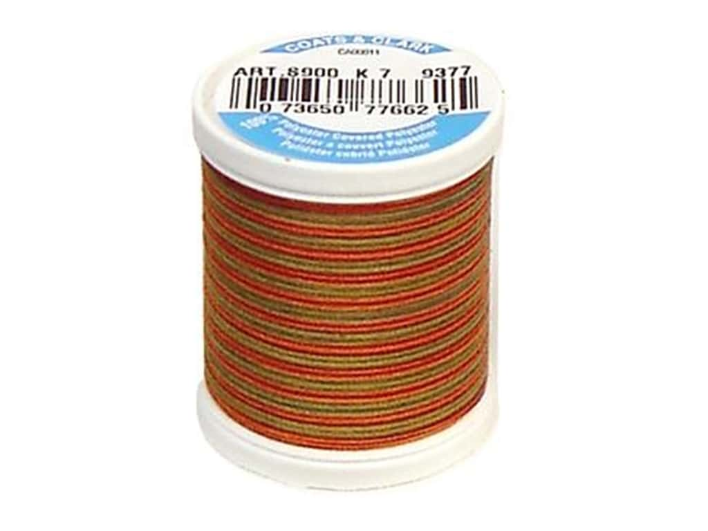 Coats & Clark Dual Duty XP All Purpose Thread 125 yd. #9377 Fall Leaves