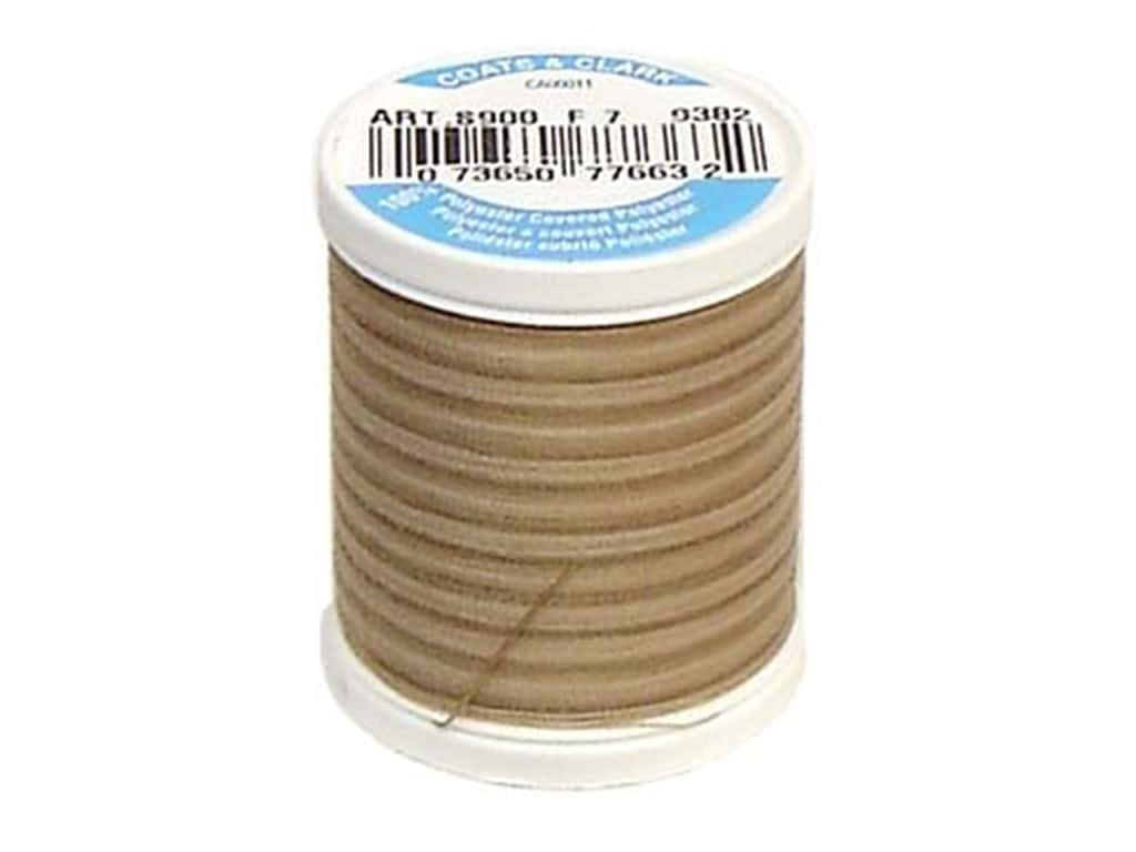 Coats & Clark Dual Duty XP All Purpose Thread 125 yd. #9382 Old Lace