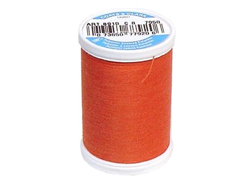 Coats & Clark Dual Duty XP All Purpose Thread 250 yd. #7950 Tomato Bisque