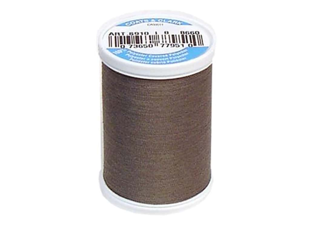 Coats & Clark Dual Duty XP All Purpose Thread 250 yd. #8660 Manatee