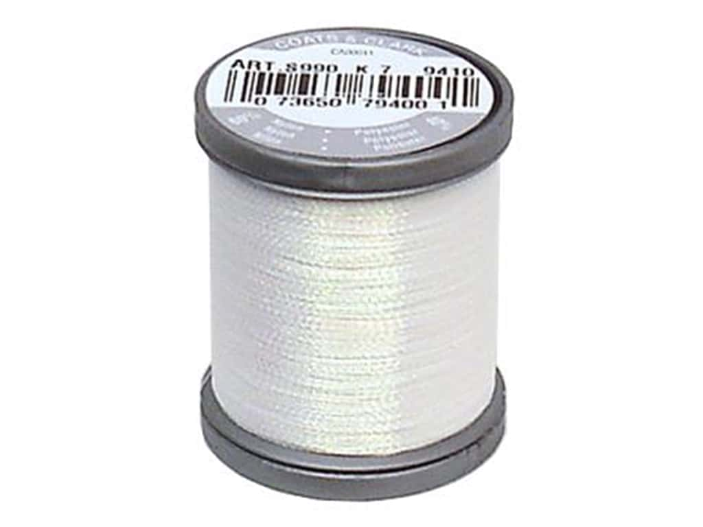 Coats Metallic Thread 125 yd. Pearl