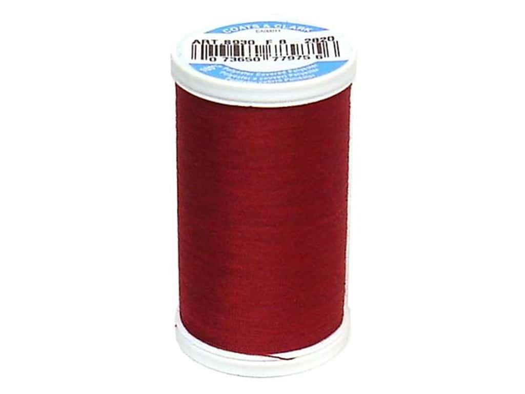 Coats & Clark Dual Duty XP All Purpose Thread  500 yd. #2820 Barberry Red