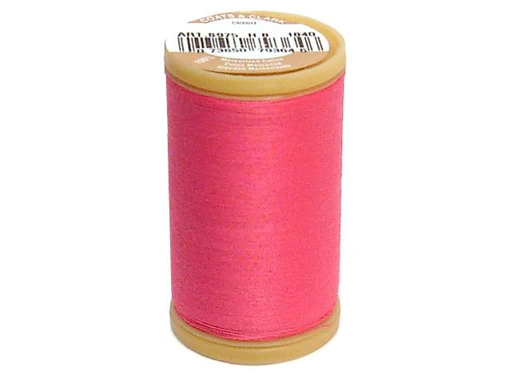 Coats Cotton Machine Quilting Thread #1840 Hot Pink 350 yd.