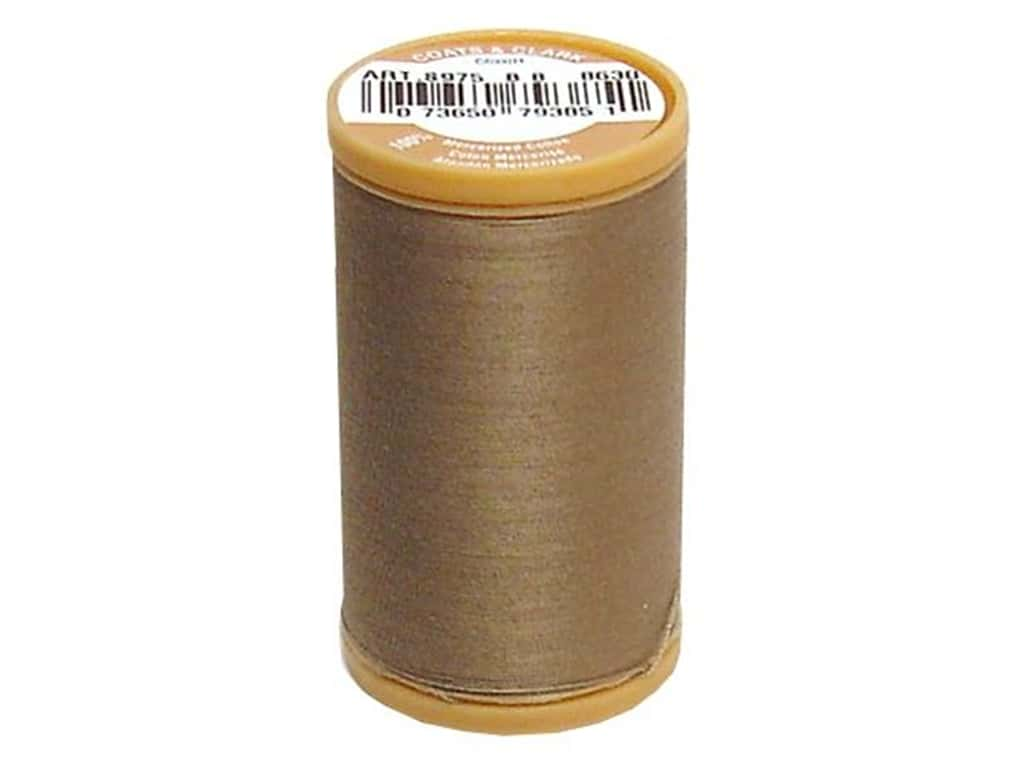 Coats Cotton Machine Quilting Thread #8630 Driftwood 350 yd.