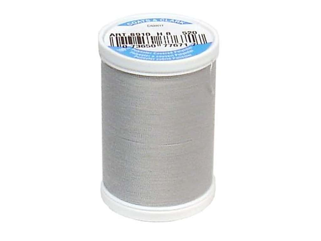 Coats & Clark Dual Duty XP All Purpose Thread 250 yd. #520 Dark Silver