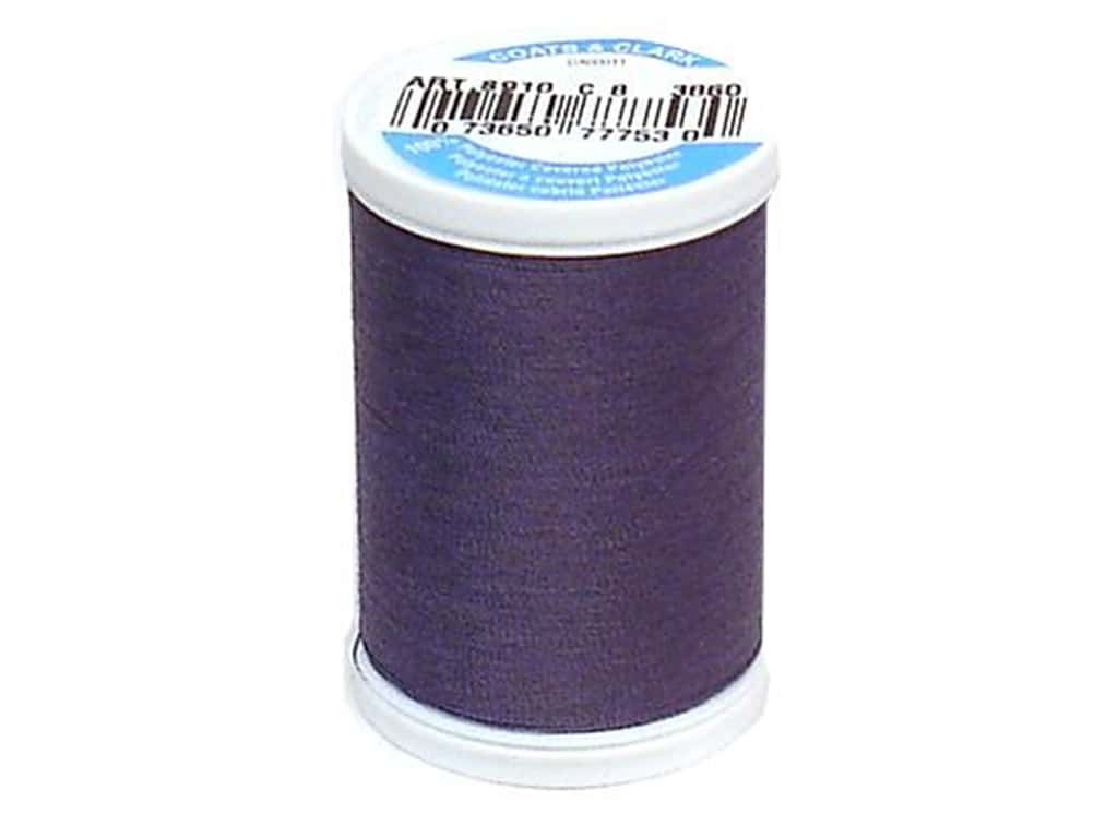 Coats & Clark Dual Duty XP All Purpose Thread 250 yd. #3860 Vintage Purple