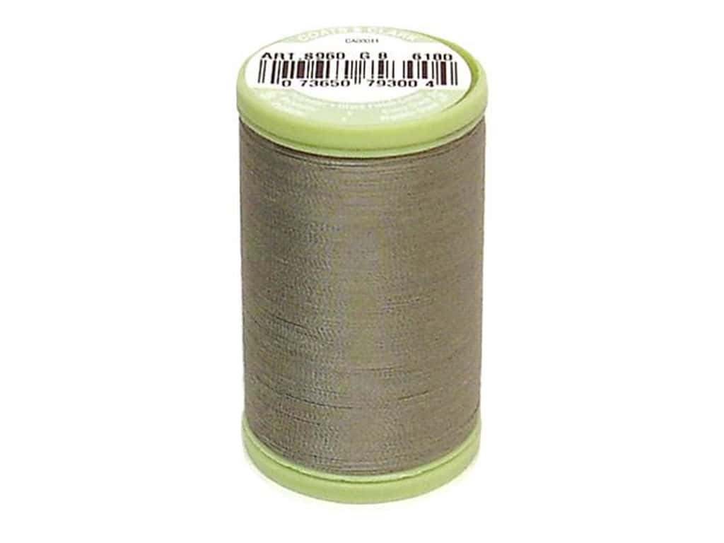 Dual Duty Plus Hand Quilting Thread 325 yd. - #6180 Green Linen