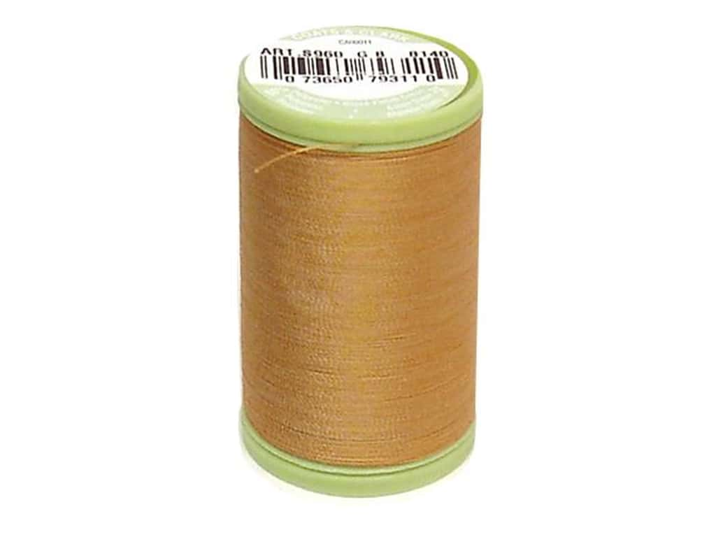 Dual Duty Plus Hand Quilting Thread 325 yd. #8140 Golden Tan
