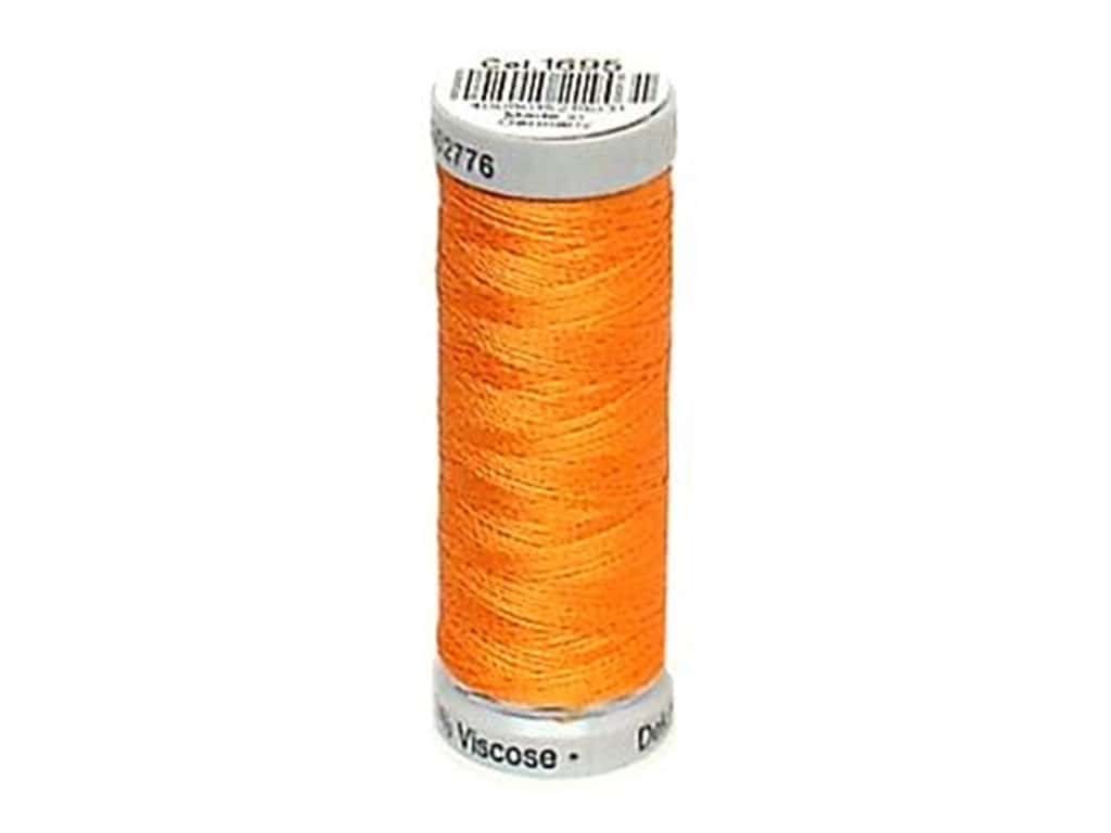 Gutermann Dekor Rayon Embroidery Thread 220 yd. #1695 Pumpkin Pie
