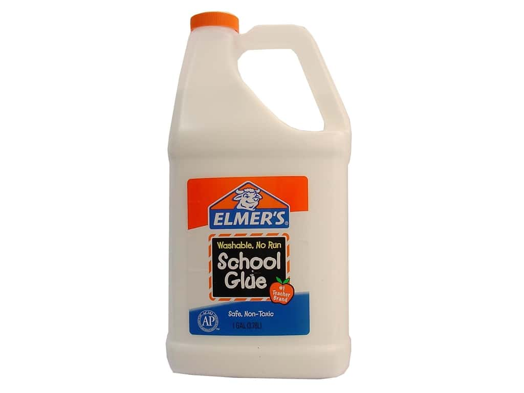 Elmer's School Glue Washable 1 Gallon