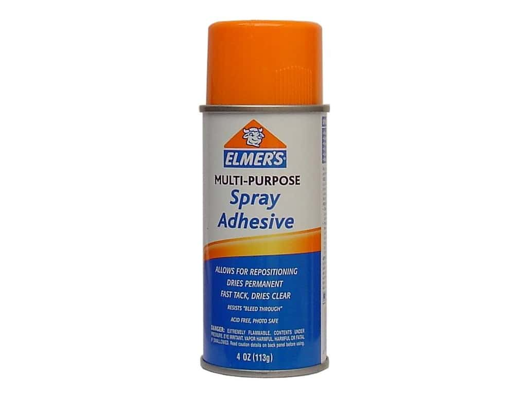 Elmer's Multi-Purpose Spray Adhesive 4 oz.