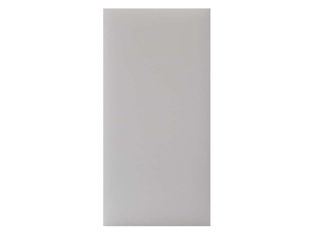 FloraCraft Styrofoam Block 6 x 12 x 1 in. White (6 pieces)
