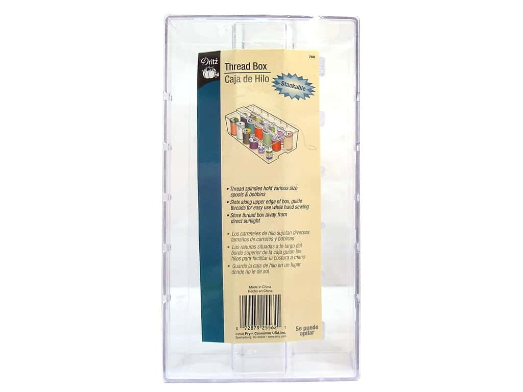Dritz Thread Box 19 Peg