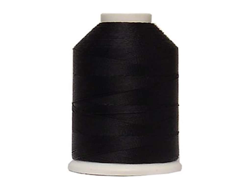 Super Tuff Nylon Upholstery Thread 300 yd. Black