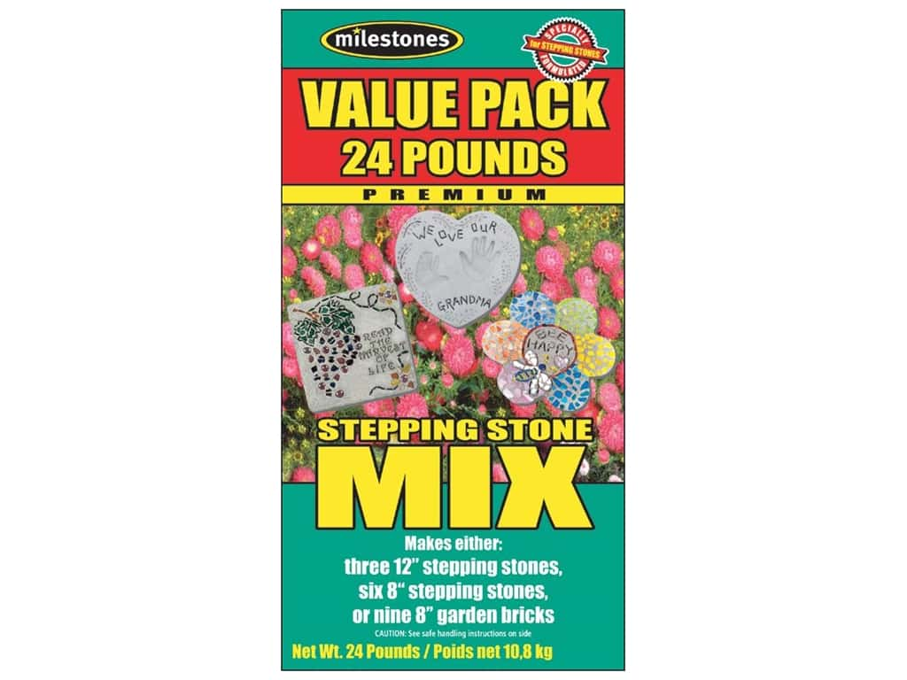 Stepping Stone Mix Value Pack