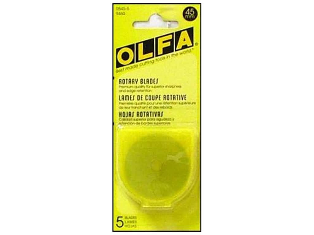 Olfa Replacement Blade 45 mm 5 pc.
