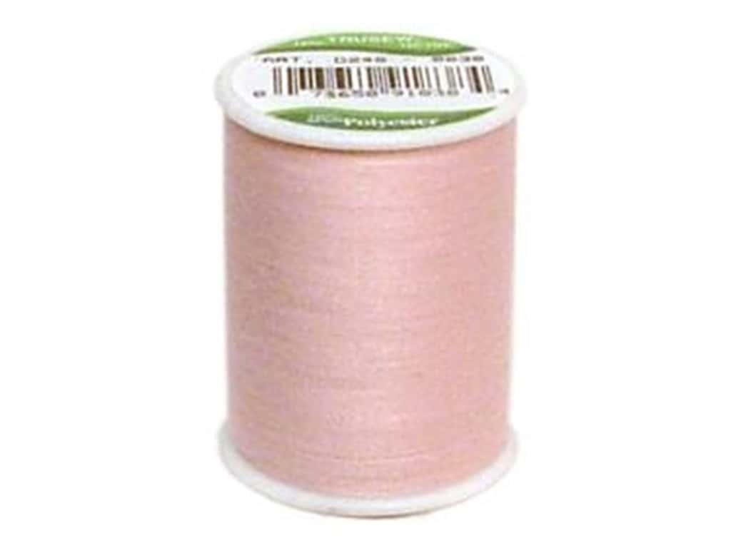 Coat Trusew Polyester Thread 150 yd. Light Pink (12 spools)