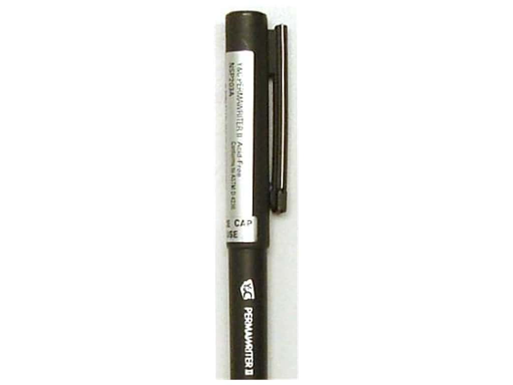 Yasutomo Permawriter II Fine Point Black