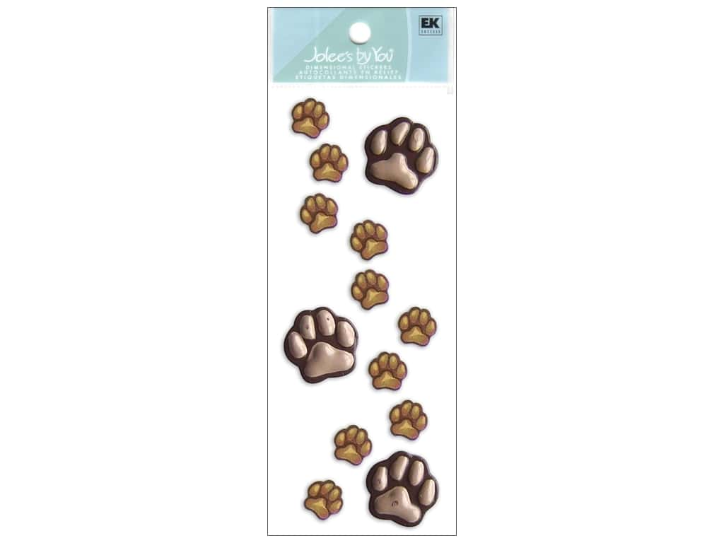 Jolee's By You Stickers Slims Paws