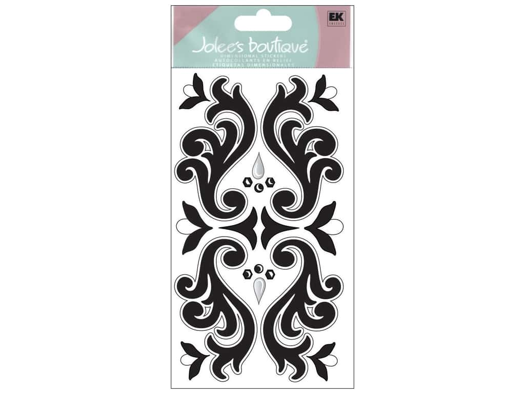 Jolee's Boutique Stickers Large Beautiful Lace