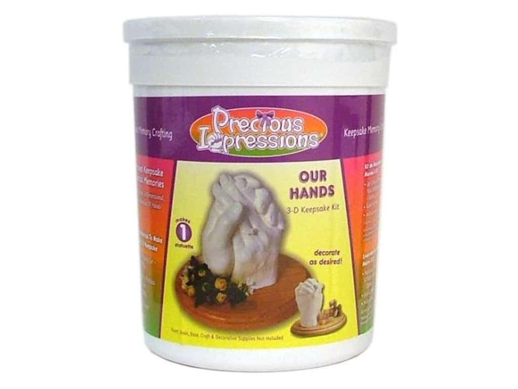 Precious Impressions Memory Hands Bucket Kit