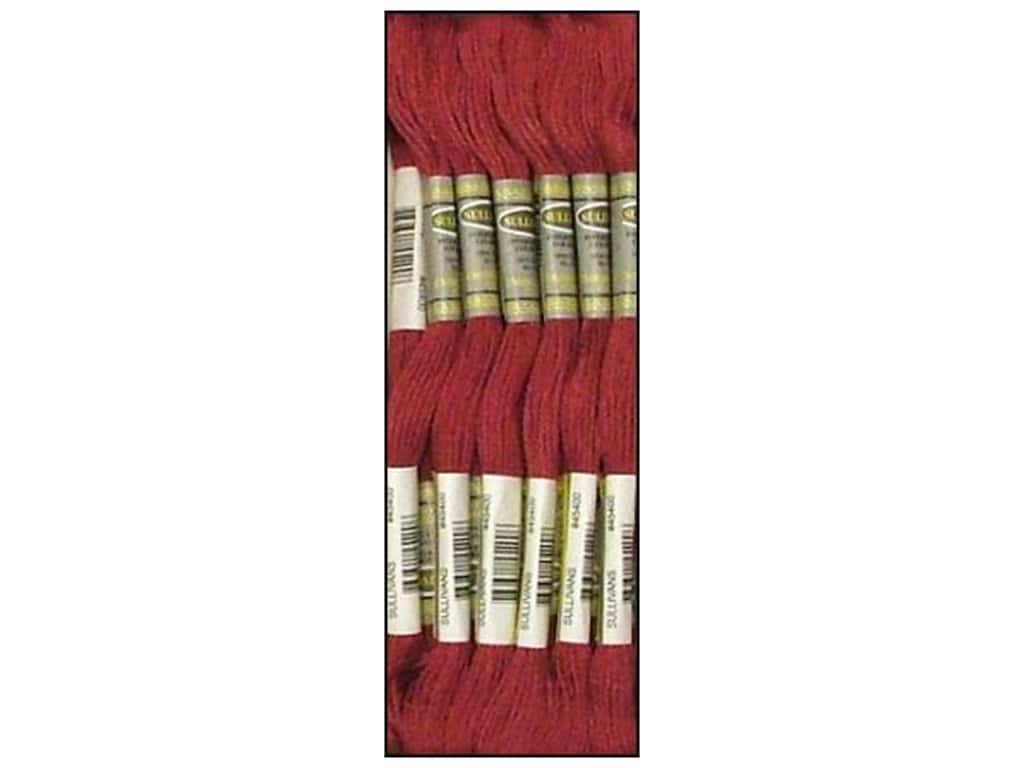 Sullivans Six-Strand Embroidery Floss 8.7 yd. Dark Mauve (12 skeins)